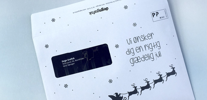 adresseret direct mail