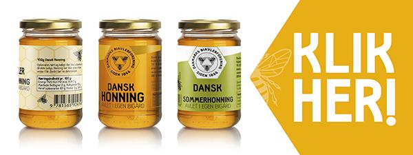 personlige etiketter til honning glas